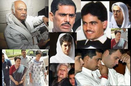 Vadra-Sonia family fued or anythingelse